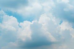 Céu do borrão Imagens de Stock