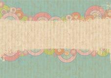 Céu do cartão Imagens de Stock Royalty Free