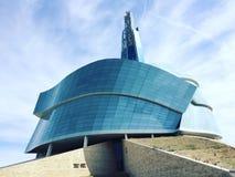 Céu do museu Imagem de Stock