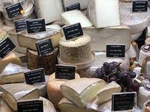 Céu do queijo Foto de Stock