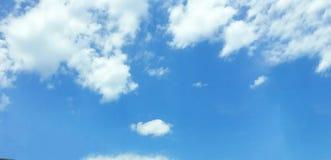 Céu do verão em Luxemburgo, Europa fotos de stock royalty free
