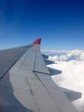 Céu do voo Foto de Stock
