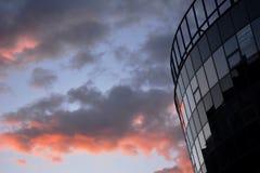 Céu e arquitetura Fotografia de Stock Royalty Free