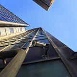 Céu e azul Foto de Stock