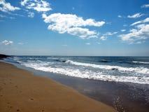 Céu e mar Foto de Stock Royalty Free