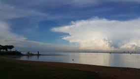 Céu e nuvem Foto de Stock Royalty Free