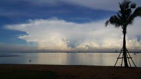 Céu e nuvem Imagem de Stock Royalty Free