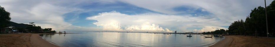 Céu e nuvem Imagem de Stock