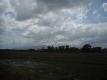 Céu e nuvem Fotos de Stock Royalty Free