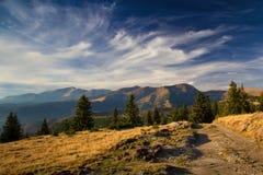 Céu e nuvens Fotos de Stock Royalty Free