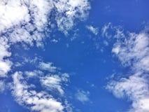 Céu e nuvens Fotografia de Stock Royalty Free