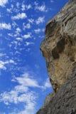 Céu e rocha Fotos de Stock
