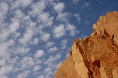 Céu e rochas fotos de stock royalty free