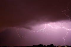 Céu escuro Imagens de Stock