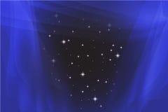 Céu estrelado Foto de Stock Royalty Free