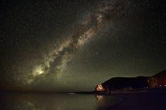 Céu estrelado Imagem de Stock