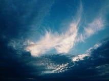 Céu mágico Foto de Stock Royalty Free