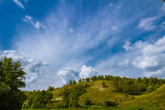 Céu macio Fotos de Stock