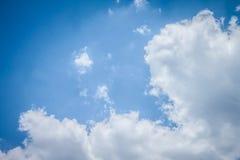 Céu macio em Tailândia Imagem de Stock