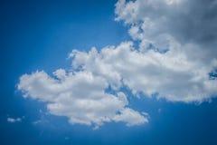 Céu macio em Tailândia Foto de Stock Royalty Free
