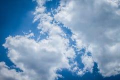 Céu macio em Tailândia Fotos de Stock