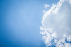 Céu macio em Tailândia Fotos de Stock Royalty Free