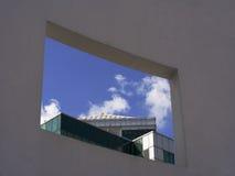 Céu na parede Imagem de Stock
