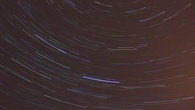 Céu nocturno Foto de Stock Royalty Free