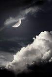 Céu noturno Fotos de Stock Royalty Free