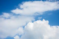 Céu, nuvens Fotos de Stock