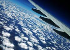 Céu sobre a nuvem Fotografia de Stock Royalty Free