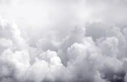 Céu tormentoso imagens de stock