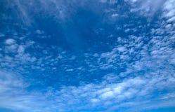 Céu vívido Foto de Stock