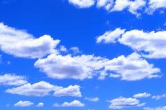 Céus australianos Fotografia de Stock