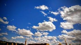 Céus azuis Imagem de Stock