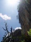 Céus e montes Imagem de Stock Royalty Free