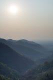 Cênico bonito da montanha Imagens de Stock Royalty Free