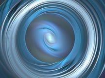 Círculo abstracto del fractal Imágenes de archivo libres de regalías