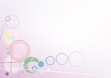 Círculo da arte Imagem de Stock