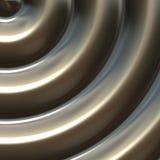 Círculo de bronce Fotografía de archivo