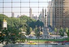 Círculo de Columbus, Manhattan. Fotografía de archivo libre de regalías