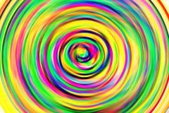 Círculo de cor Imagens de Stock