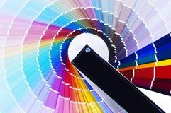 Círculo de cor Imagem de Stock