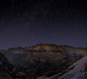 Círculo de estrellas Imagen de archivo