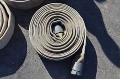 Círculo de Firehose Imagem de Stock Royalty Free
