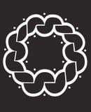 Círculo de la cosecha Imagen de archivo libre de regalías