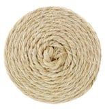 Círculo de la cuerda Fotos de archivo