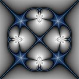 Círculo de la estrella Fotos de archivo libres de regalías