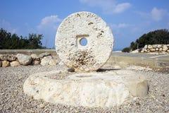 Círculo de pedra fotos de stock