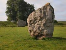 Círculo de pedra de Avebury Fotos de Stock Royalty Free